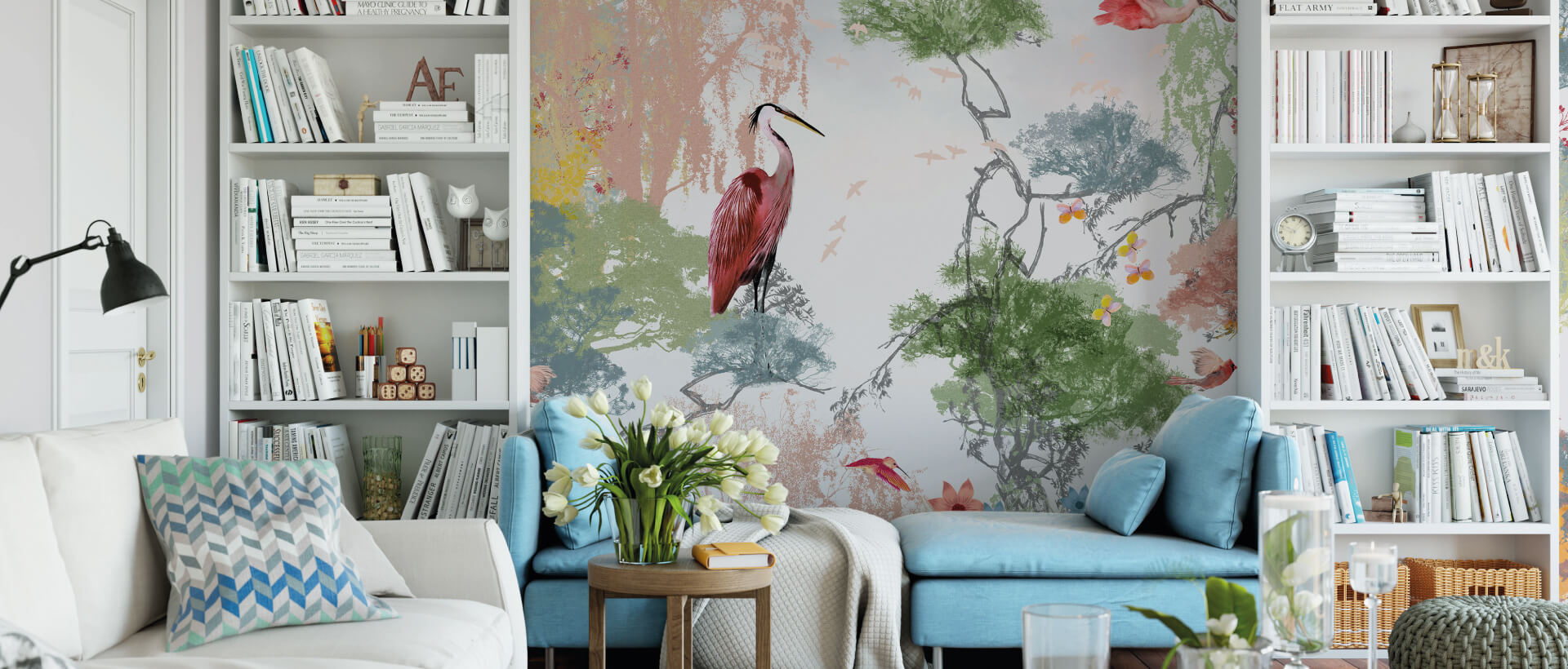 Founded In East London, We Champion Some Of The Cityu0027s Most Exciting  Artists And Create Beautiful Made To Measure Feature Wall Murals.