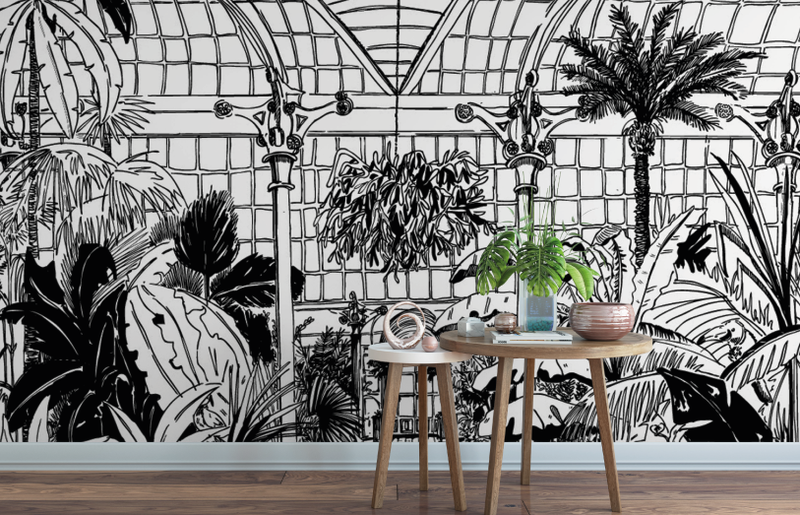 For the Love of Kew Wall Mural