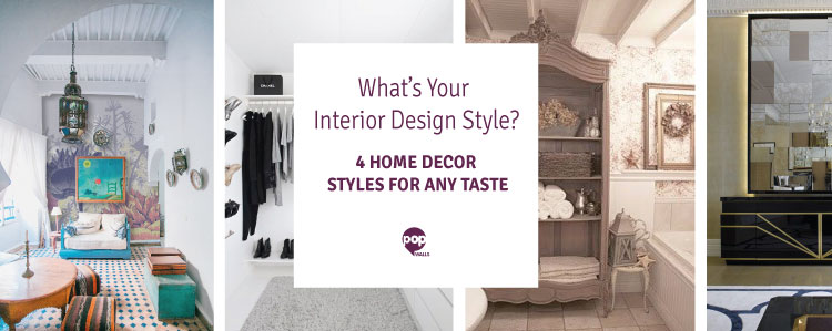 Learn Your Interior Decor Style 4 Home Decor Styles For Your Home